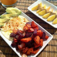 Le secret d'une alimentation saine et équilibrée est de manger de tout, avec modération !!