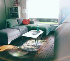 Patrick Couwenberg's IKEA Vallentuna sofa / couch ispiration