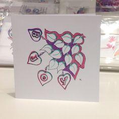 J4 Card - Kay Blanchard Grell - $7.50
