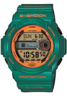 Casio G-Shock GLX-150B-3 Watch from Authorized Dealer Watchismo.com d9d958e386