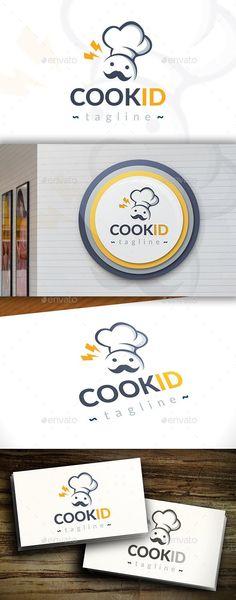 Cook Idea Logo - Humans Logo Templates