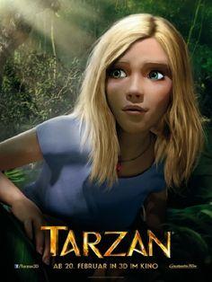 泰山(Tarzan)poster