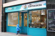 En Contacacau, una cafetería ideal para ir con niños