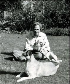 Michelle Feynman and Carl Feynman     Theoretical Physicist Richard Feynman  and Associates      1981