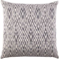Ikat pillow - John Robshaw