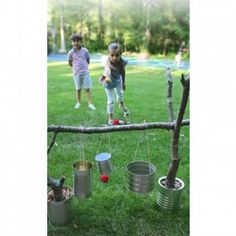 fun outdoor games for kids * fun outdoor games for kids ; fun outdoor games for kids easy ; fun outdoor games for kids summer Backyard Games Kids, Outdoor Games For Kids, Outdoor Fun, Outdoor Ideas, Fun Backyard, Diy Garden Games, Outdoor Entertaining, Outdoor Projects, Outdoor Toys