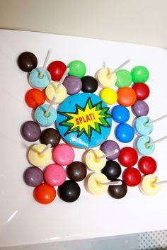 "Photo 22 of 27: Superhero / Birthday ""Super James 5th birthday"" | Catch My Party"