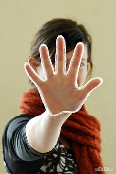 Number five (5) - Hand