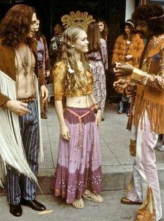 What I wouldn't be caught dead wearing #4 Hippie Style