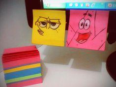 Bob Sponge and Patrick