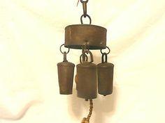 Handmade Cowbell Windchime | eBay