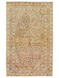 Vintage Hand-Tufted Rug by Surya on Gilt Home