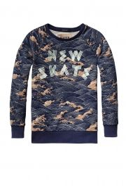 Scotch Shrunk Sweater, alloverprint