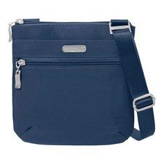 d04a5f4b58 Women s baggallini RFID Small Zip Crossbody - Pacific Purses Crossbody Bag