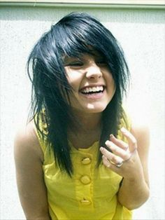 Emo Hairstyles for Black Hair