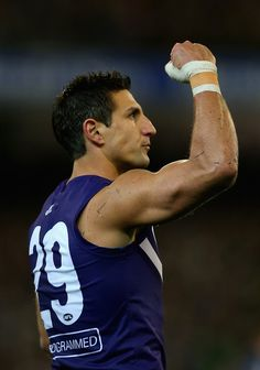 Matthew Pavlich Photos Photos: Elimination Final - Geelong v Fremantle Rugby, Finals, Melbourne, Nfl, Kicks, Soccer, Football, Club, Photos