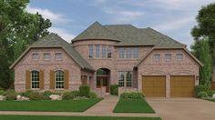 CalAtlantic Homes Bellingham B of the Emerson Estates community in Frisco, TX.