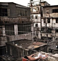 Kowloon: Inside A Walled City