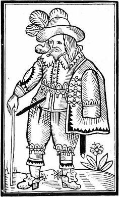 CAPTAIN VAUL, THAT CRUEL TYRANT, 1642.