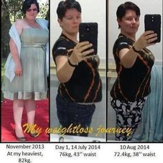 Diabetic testimony… WOW http://angielkay.eatlessfeelfull.com/ 90 day guarantee on challenge packs This is Von, she is off her diabetes meds and doing great! can't wait to see what her 90 Day pics look like! Hi all! This is my weight loss to date. I started Skinny Fiber once my weight loss hit a snag (I ballooned after losing my gall bladder in 2012). I've lost about 5 pounds so far and shrunk to size 12 (from size 18) & have so much energy. My blood sugars have stabilized too so now don't…