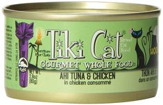 Tiki Pet Foods Cat Canned Cat Food Honolulu Luau *** You can find out more details at the link of the image. (This is an affiliate link and I receive a commission for the sales) #MyCat