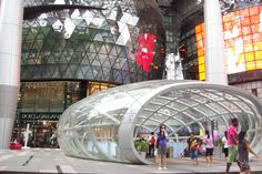 Orchard Road, Singapore, for the best shopping in the world