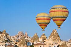 National Parc Göreme in Cappadocia, Turkey Overseas Adventure Travel, Adventure Travel Companies, Enterprise Rent A Car, Capadocia, Balloon Flights, Red Tour, Exterior, Hot Air Balloon, National Geographic