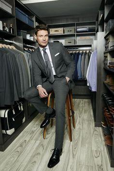 Ryan Seacrest's Distinction at Macy's