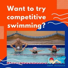 Swim School, Competitive Swimming, Water Safety, Swim Lessons, Swim Team, Curriculum, Student, This Or That Questions, Resume