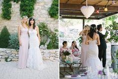 Wedding photographer in Provence  Village Lacoste, Luberon Valley  Maya Maréchal