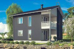 Katso Omatalo Veeti ja yli tuhat muuta talomallia Meillä kotonan Talohausta.
