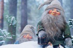 Elf, Christmas Time, Animals, Design, Fimo, Animales, Animaux, Elves, Animais