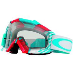 7ea107f7efa Sale on Oakley Proven MX Bio Hazard RWB Men s Dirt Off-Road Motorcycle Goggle  2014