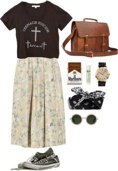 """""""dont do it"""" by californiapunx ❤ liked on Polyvore"""