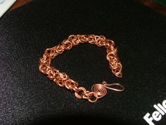 Chain maille bracelet.