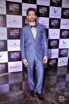 Neil Nitin Mukesh gets the trousers length right!