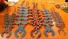 Beautiful Navajo Jewelry at Del Sol