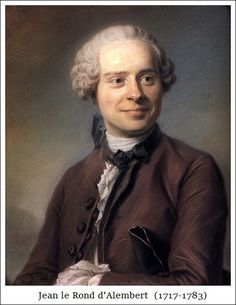 a rare smiling man in the century. Jean Le Rond d'Alembert by Maurice Quentin de La Tour Michel De Montaigne, Senior Girl Photography, Gabrielle D'estrées, Jean Antoine Watteau, Louvre Museum, Renaissance, Old Portraits, Portrait Paintings, French Revolution