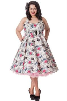 8fbdf3af88a76 42 best Hell Bunny images | Rockabilly Style, Retro outfits ...
