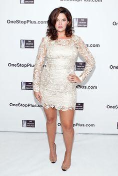 beautiful plus size women models | whitney thompson, size model