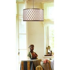 Shop for Voiron 3-light Antique Golden Bronze Pendant. Get free shipping at Overstock.com - Your Online Home Decor Outlet Store! Get 5% in rewards with Club O! - 8328103