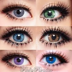 Pinky Paradise Color Contacts {Giveaway}