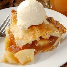 A tasty Homemade Apple Pie Recipe