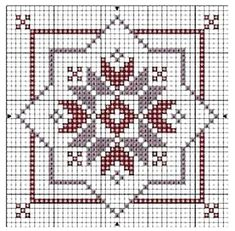 Cross Stitch Designs, Cross Stitch Patterns, Square Patterns, Cross Stitch Flowers, Geometric Art, Cross Stitch Embroidery, Needlepoint, Kids Rugs, Tapestry