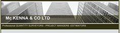 Mc KENNA & CO LTD - Professional QUANTITY SURVEYORS - PROJECT MANGERS -ESTIMATORS Skyscraper, Multi Story Building, Projects, Log Projects, Skyscrapers, Blue Prints