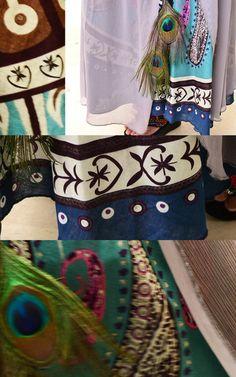 detalhes maxi skirt