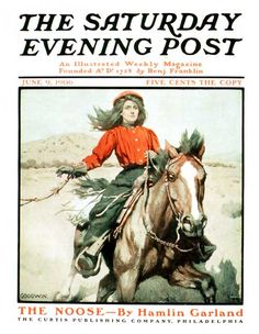 Saturday Evening Post, June 9, 1906 (Philip R. Goodwin)