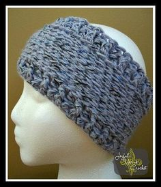 Looking for your next project? You're going to love Womens Earwarmer Collection by designer Joyful Yarns.