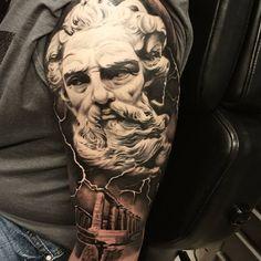 Wow Tattoo by Nathan Hebert nathanhebert