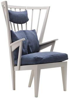 Den första möbeln jag kommer att gå loss på till framtida huset. Outdoor Chairs, Dining Chairs, Outdoor Furniture, Outdoor Decor, Interior Architecture, Interior Design, Furniture Styles, Household, Cool Stuff